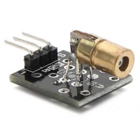 KY-008 5mw Laser Transmitter Module Arduino Compatible