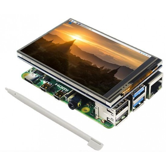 """3.5 inch Raspberry Pi TFT LCD display with Touchscreen 3.5"""""""