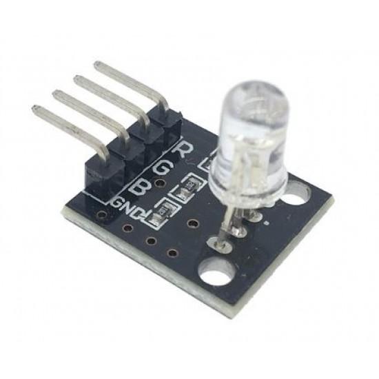 3-color RGB module LED module full-color LED module tri-color LED