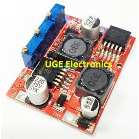 XD-25 Solar Wind Energy Charging Constant Current and Voltage Power Module LM2596 2577