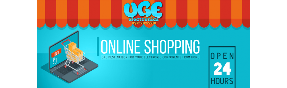 Online shopping at UGE
