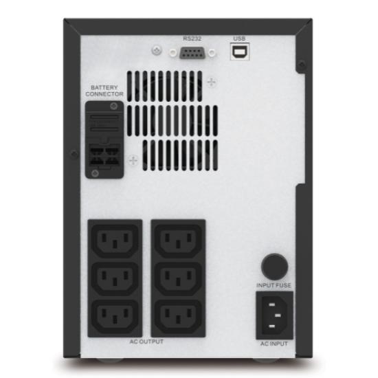 APC Easy UPS SMV 1500VA 230V SMV1500AI