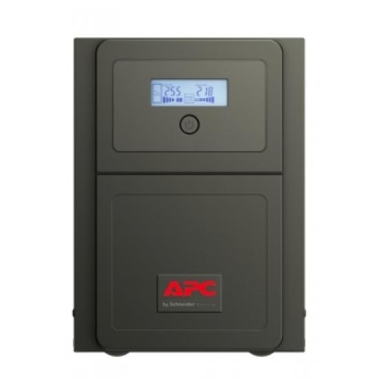 APC Easy UPS SMV 3000VA, Schuko Outlet, 230V SMV3000AI-GR