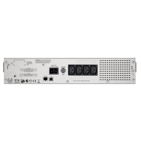 APC Smart-UPS C 1000VA LCD RM 2U 230V SMC1000I-2U