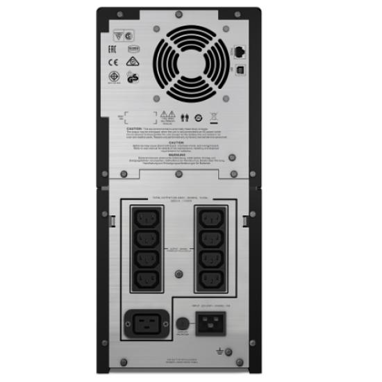 APC Smart-UPS C 3000VA LCD 230V SMC3000I