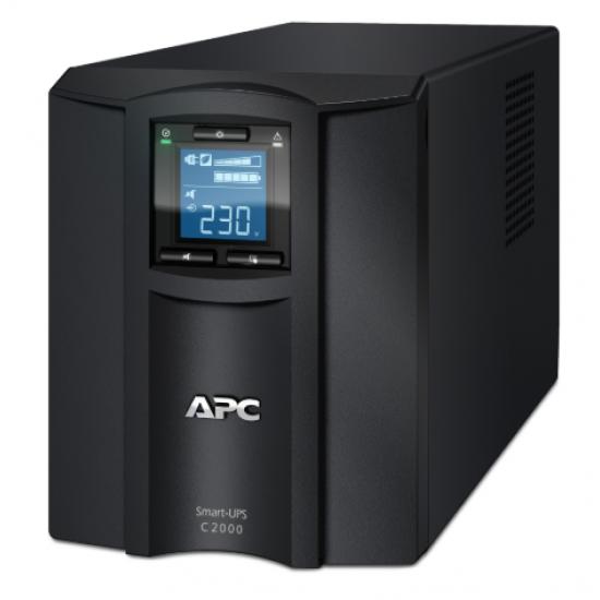 APC Smart-UPS C 2000VA LCD 230V SMC2000I
