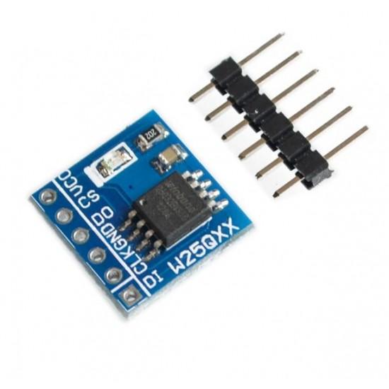 W25Q128 FLASH Storage Module SPI Interface 16Mbyte