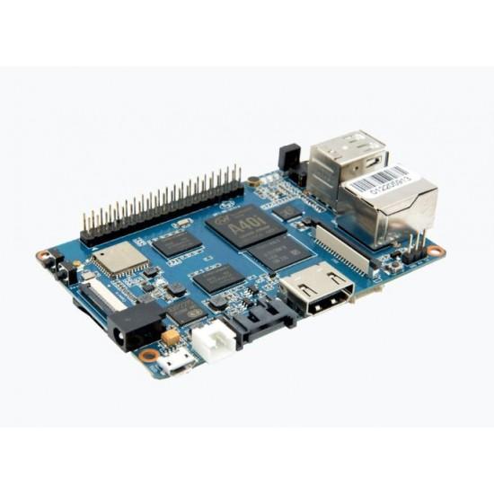 Banana Pi BPI-M2 Ultra Allwinner R40/V40/A40i Quad Core ARM Cortex A7 Single Board Computer