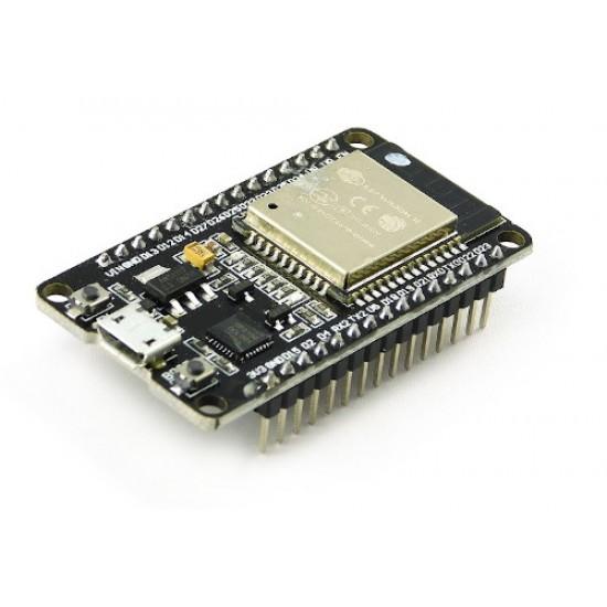 30-Pin ESP-32 Development Board with WiFi Bluetooth