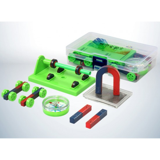 DIY Fun magnet experiment set student learning tool