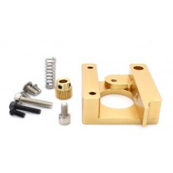 3D Printer MK8 Extruder Aluminum Frame Block DIY Kit