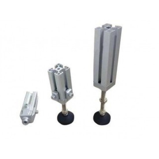 3030 Aluminum Profile Fixed Bracket Foot Connector