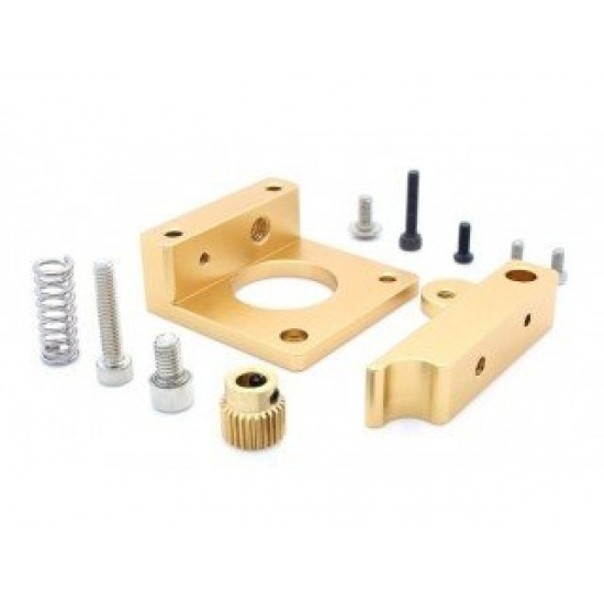 3D Printer MK8 Extruder Aluminum Frame Block DIY Kit
