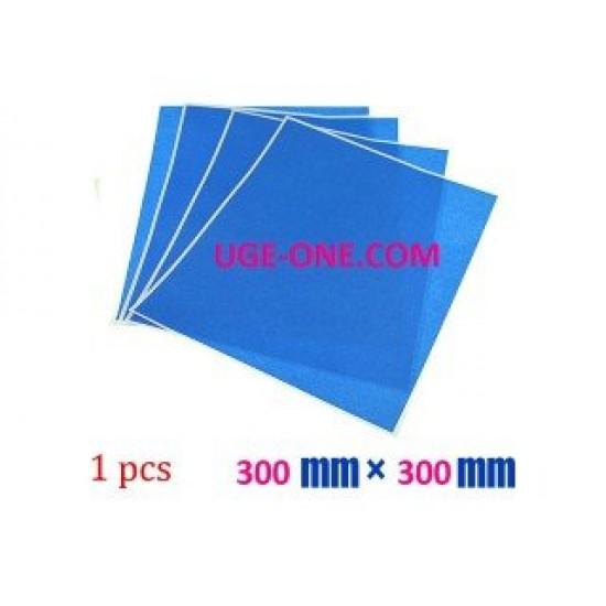 Blue Tape Sheet 30x30 Cm For  3D Printer