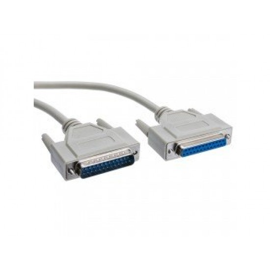 DB25 LPT Parallel Computer Cable for CNC breakout boards Male-Female 1.5Meter