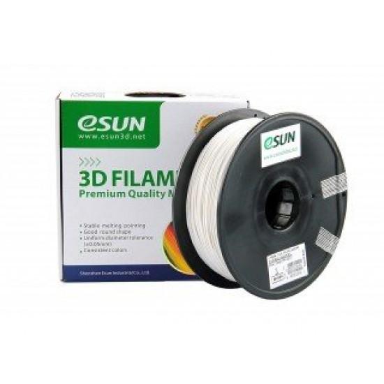 eSUN 3D Filament PLA+ 1.75mm - White Color