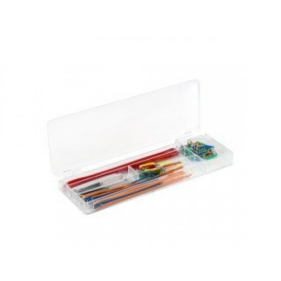 Breadboard Jumper Wire Bundle Kit Box