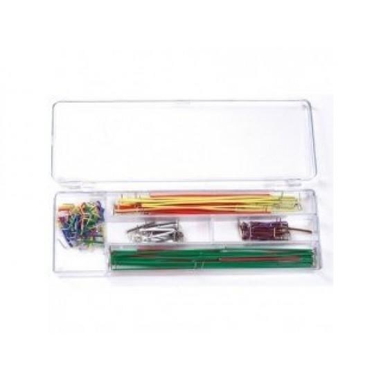 Breadboard Jumper Wire Bundle Kit Box