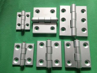 Industrial aluminum profile 2020 European standard Metal Hinge