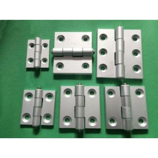 Industrial aluminum profile 4040 European standard Metal Door Hinge