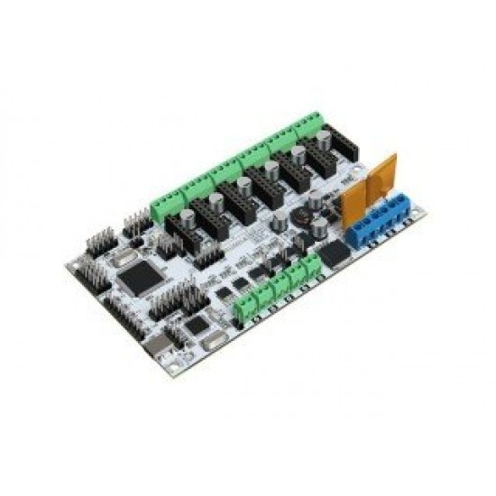 3D Printer Control Board Rumba