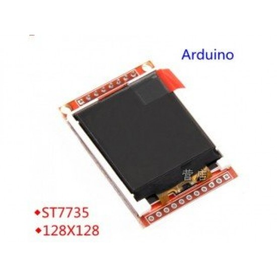 Color Graphic TFT 1.44 Inch SPI LCD Module
