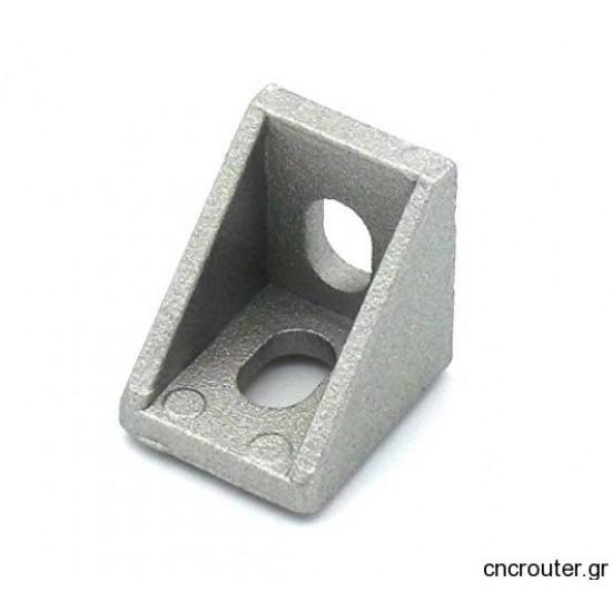 2020 Aluminum Profile Side  Angle Corner Connector Joint Bracket