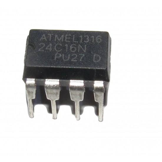 Serial EEPROM 16K - 24C16