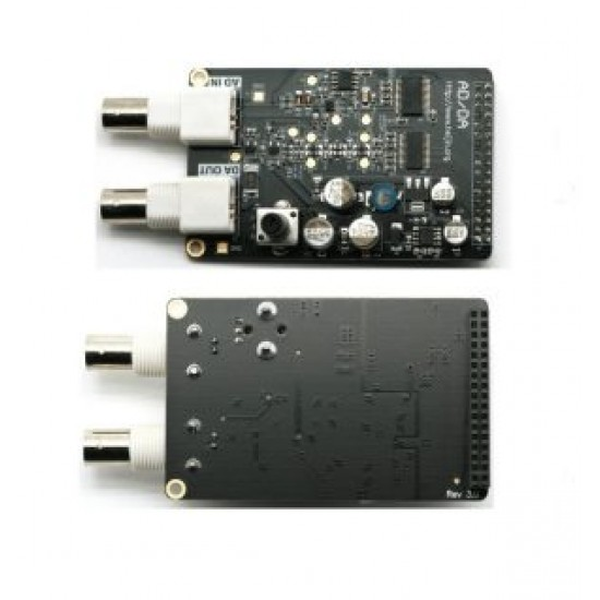 High Speed 125M AD-DA Module for FPGA Development Boards