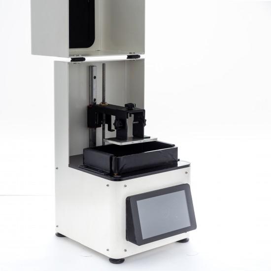 Resin 3D Printer  121 x 68 x 160 mm work area