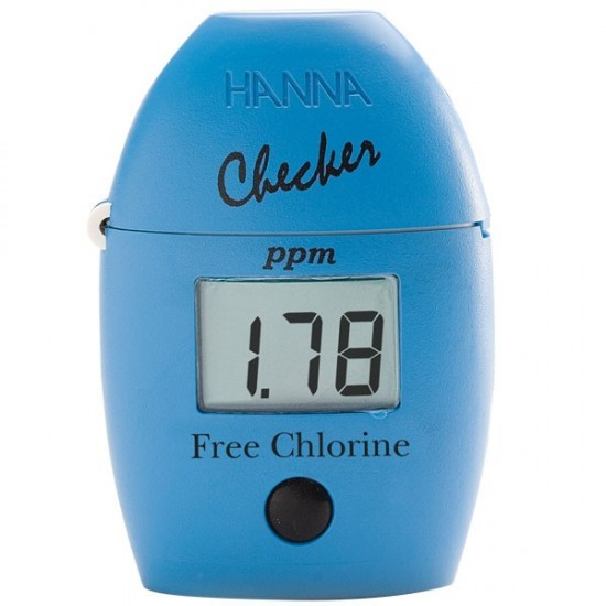 HI-701 Free Chlorine Handheld Colorimeter