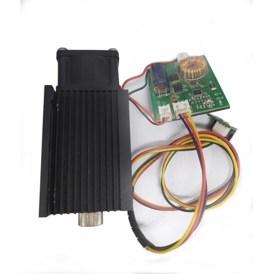 3.5 watt Laser Head Module with mount 12V (used)