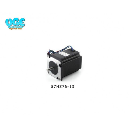 Nema 23  Stepper Motor 24Vdc 3A Torque 1.3 N.m 700 rpm