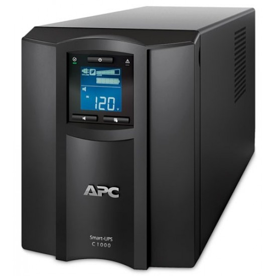 APC Smart-UPS C 1000VA LCD 230V with SmartConnect  SMC1000IC