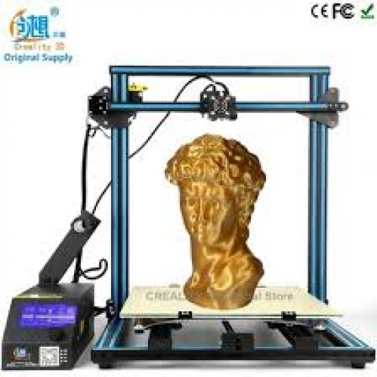 CREALITY 3D CR-10s LARGE 3D PRINTER - FULL RUGGED METAL FRAME 300X300X400 WORKING SPACE
