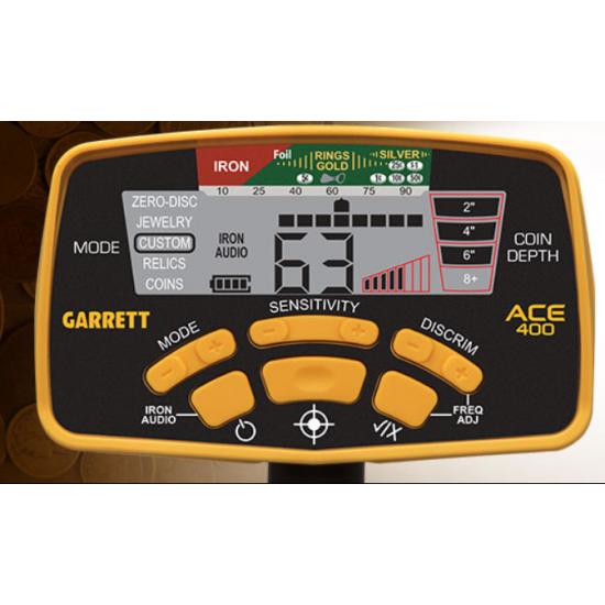 Garrett ACE 400™ Metal Detector