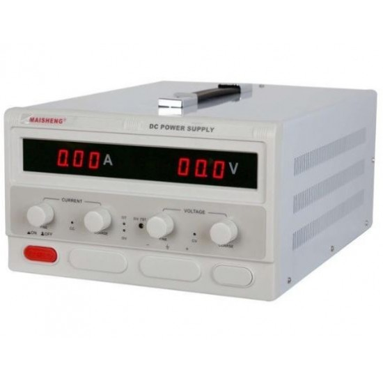 High Power Adjustable DC Stabilized Power Supply 0-120V10A