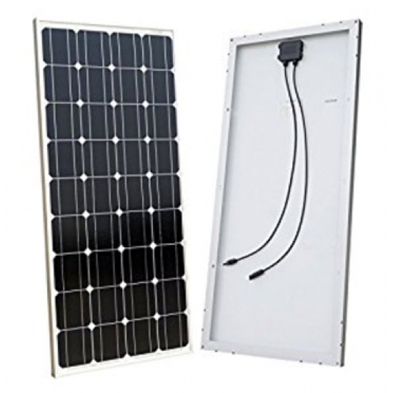 Solar Cell  Panel Mono-Crystalline 200 Watts  with Aluminum Frame 200W