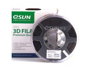 eSUN 3D Filament ABS 1.75mm - Black Color