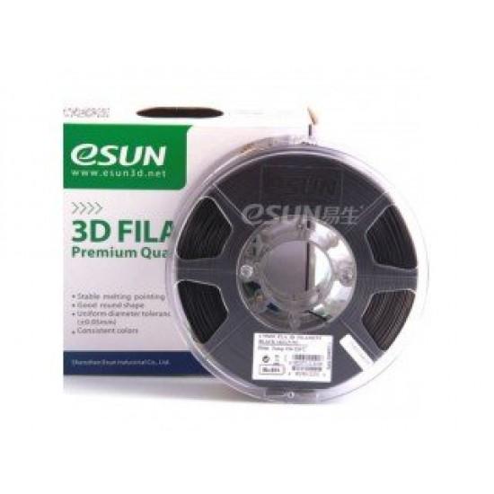 eSUN 3D ABS 1.75mm - Black Color