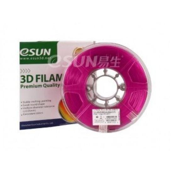 eSUN 3D Filament PLA 1.75mm - Glass Purple
