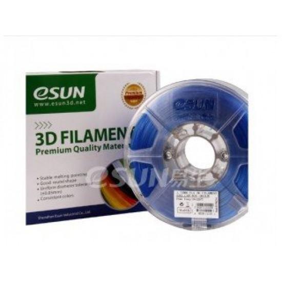 eSUN 3D PLA 1.75mm - Glass Light Blue