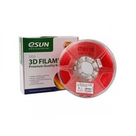eSUN 3D PLA plus 1.75mm - RED Color