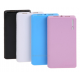 6-Section Multicolor Power Bank Box diy kit Without Battery