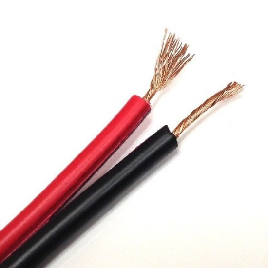 Red/ Black  Audio Speaker Wire Cable model 16