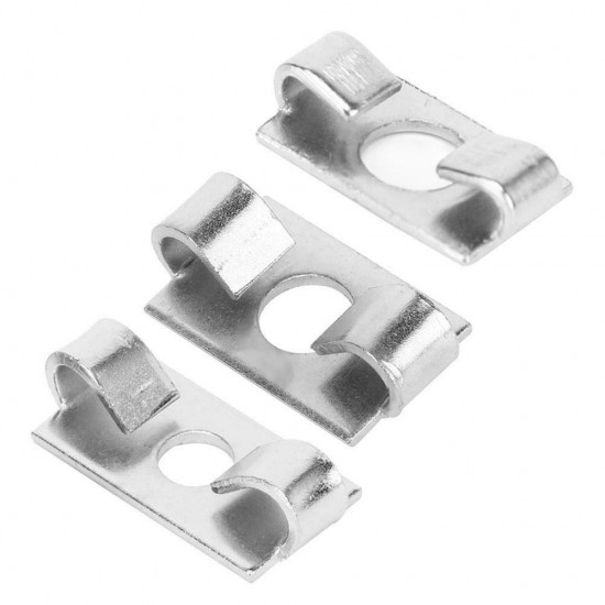 M8 NICKEL PLATED END FLEXIBLE FASTENERS for 40 Series Aluminum Profile