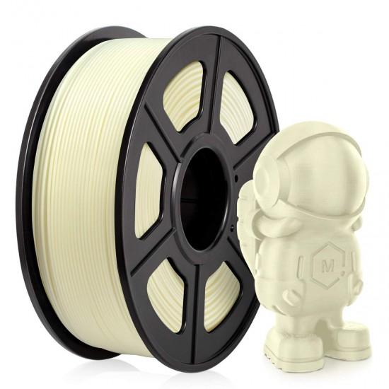 PLA High Quality Filament White Color 1.75mm/1Kg Reel