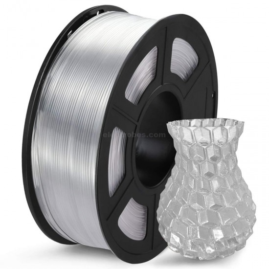 PLA High Quality Filament Transparent Color 1.75mm/1Kg Reel