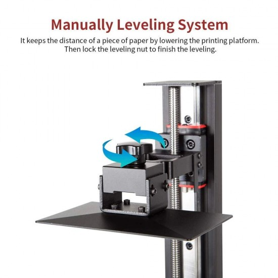 Creality 3D LD-002H Resin 3D Printer