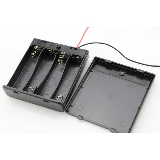 Battery Holder 4XAA